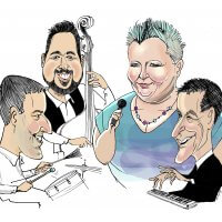 Jazzkívánságműsor magyarul | Sárik Péter Trió & Falusi Mariann