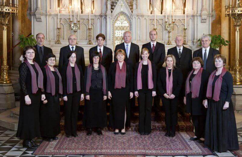 Az Ars Nova Sacra Énekegyüttes koncertje helyett