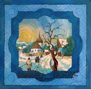 Kalotaszegi karácsony   Kiállítás Csobaji Zsolt képeiből