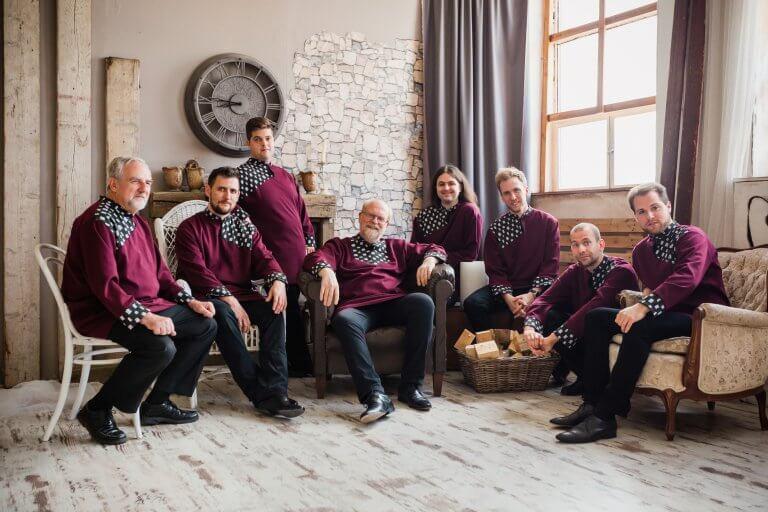 Hegyvidéki Karácsonyváró | Szent Efrém Férfikar
