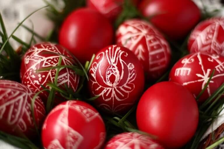 Mindjárt itt a húsvét
