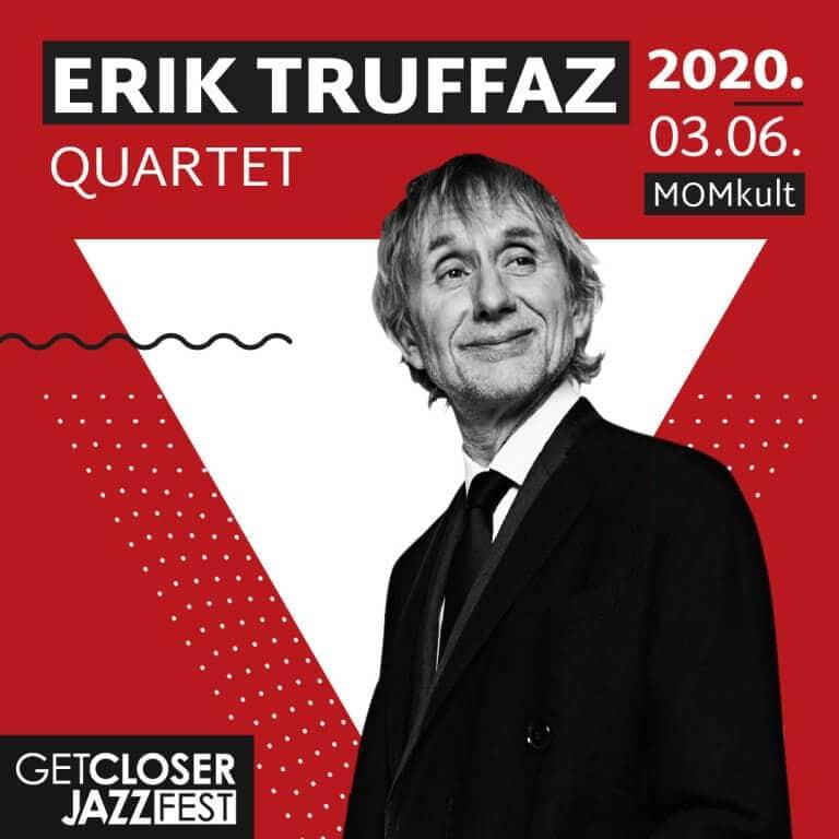 5. GetCloser Jazz Fest | Erik Truffaz Quartet