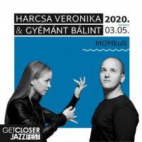 5. GetCloser Jazz Fest | Harcsa Veronika & Gyémánt Bálint