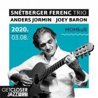 5. GetCloser Jazz Fest | Snétberger – Jormin – Baron