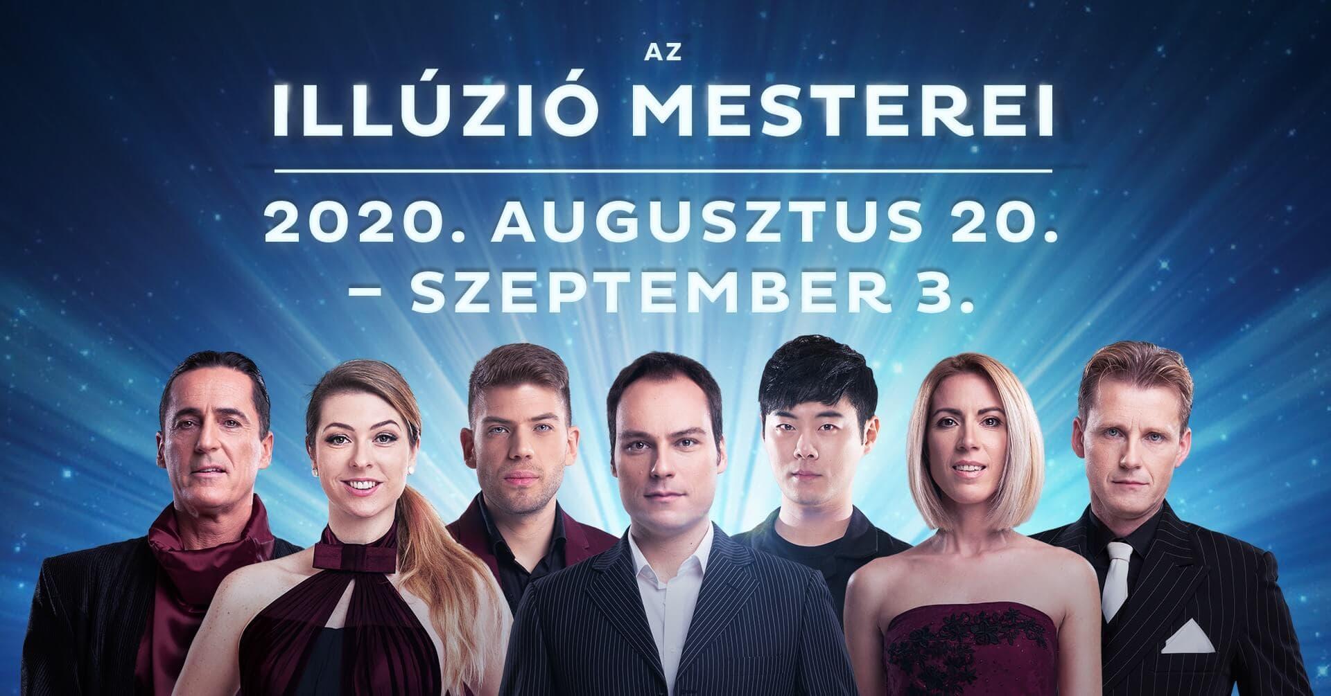 Az illúzió mesterei – 2020