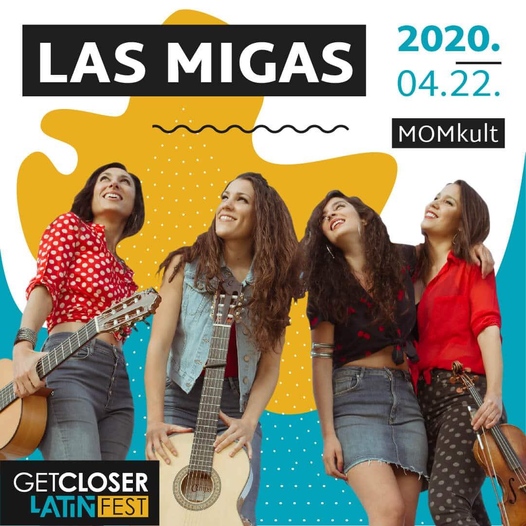 Las Migas | GetCloser Latin Fest