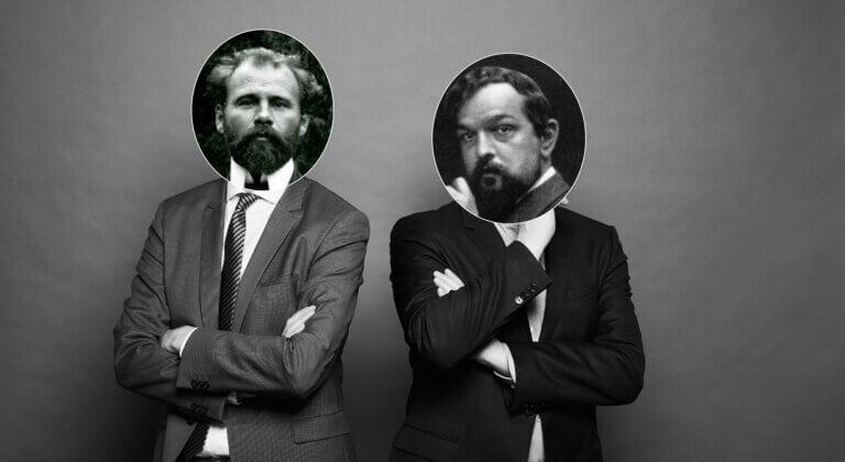 Debussy – Klimt  | Páratlan párok
