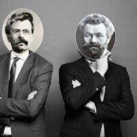 Nietzsche – Munkácsy | Páratlan párok