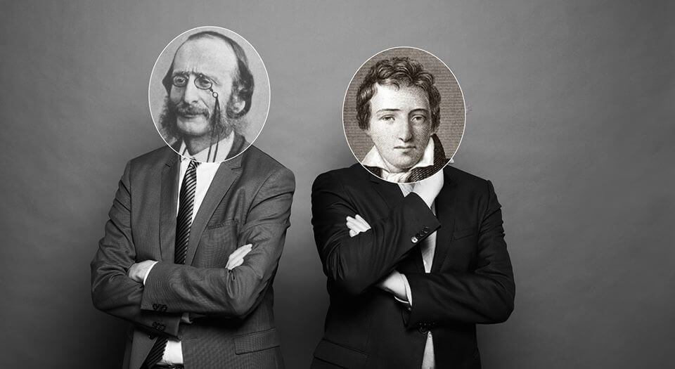 Offenbach – Heine   Páratlan párok