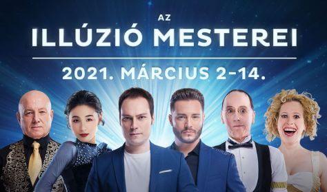 Az illúzió mesterei – 2021