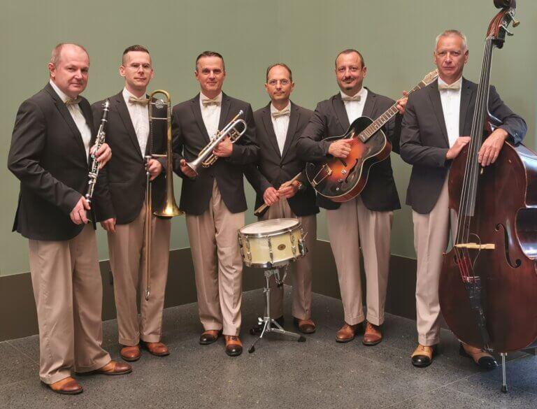 Hot Jazz Band   Előszilveszteri koncert
