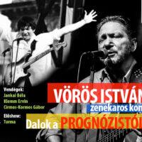 Akkor és Most 1981/2021 | VÖRÖS ISTVÁN zenekaros koncert