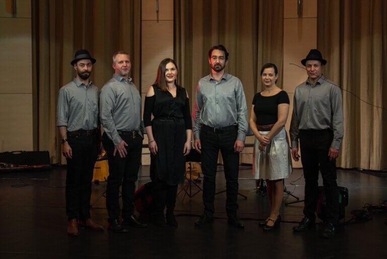 HORBA! zenekar | Online koncert