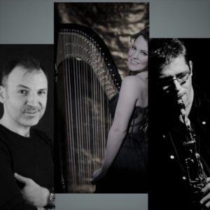 Bábel Klára hárfaművész és a Sounds of Bábel koncertje