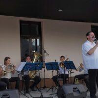 Mészáros János Elek és a Cantores Ecclesiae Rézfúvós Együttes koncertje