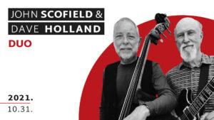 JOHN SCOFIELD & DAVE HOLLAND